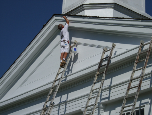Painting and Power Washing Services in Hudson OH